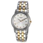 Tissot Ballade Men's Two-Tone Stainless Steel Bracelet Watch