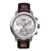 Tissot PRC 200 Men's Silver Chronograph Quartz Sport Watch